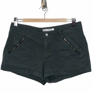 Melrose and Market Chino Shorts Faded Green 27